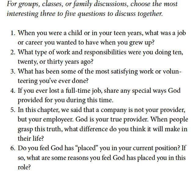 Biblical dating questions